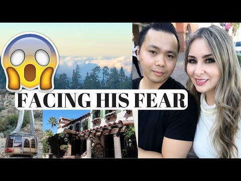 AMWF | Conquering Heights | Palm Springs Adventure