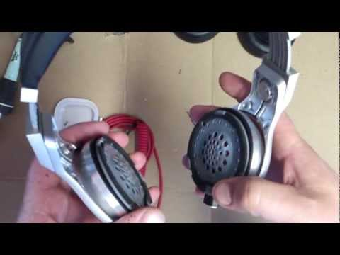 Beats by Dre Pro take apart
