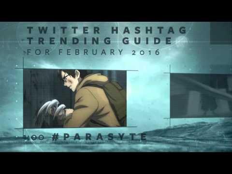 Twitter Hashtag Trending Guide 2/27/16