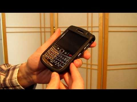 Remove Case from BlackBerry Bold 9650