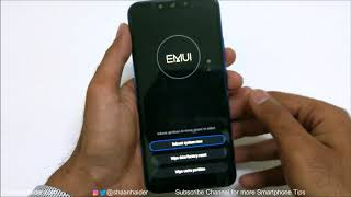 How to Hard Reset HUAWEI P20 Lite - Bypass Screen Lock / Remove