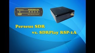 First Impressions of the SDRPLAY RSP1A Software Defined Receiver on