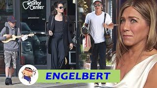 Jennifer was angry and asked Brad Pitt to come home after catching Brad and his ex-wife for a walk