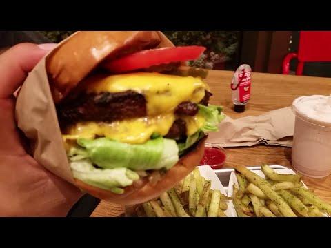 San Francisco Pier 39 & Gott's Roadside Burger