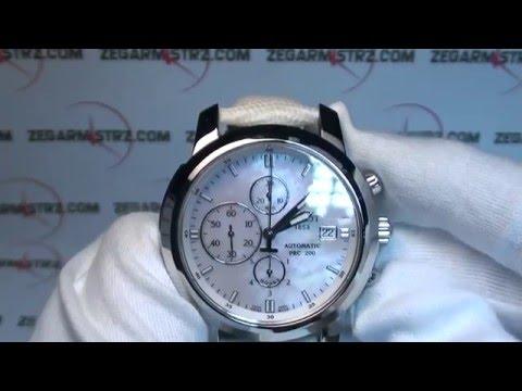 Tissot PRC 200 Lady Automatic Chronograph T014.427.16.111.00  www.zegarmistrz.com