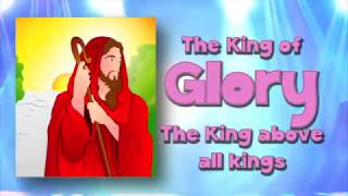 This Is Amazing Grace with Amazing Grace (Lyric Video) | Because He Lives [Simple Kids Easter]