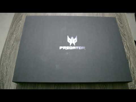 Quick Look Acer Predator Helios 300
