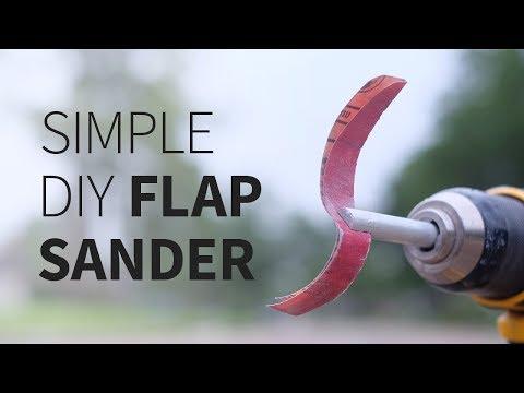 Simple DIY Flap Sander | How to