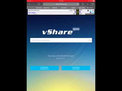 How to install vShare no jailbreak without computer | March 2018