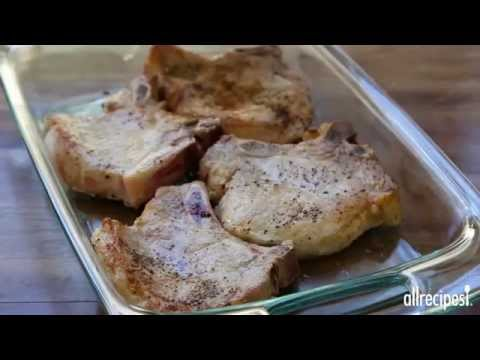 How to Make Gravy Baked Pork Chops | Pork Recipes | Allrecipes.com