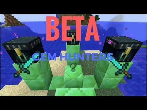 BETA MINIGAME - Gem Hunters//Mineplex
