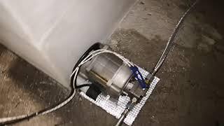 Waste oil burner Bairan STW120P