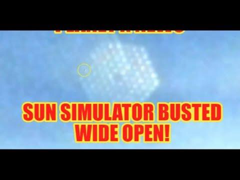 Fake Sun : Solar Sun Simulator finally unmasked Pt 1
