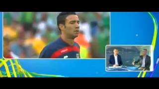 Federico Buffa - Khosro Heydari e gli allenatori della Nigeria (Sky Mondiali)
