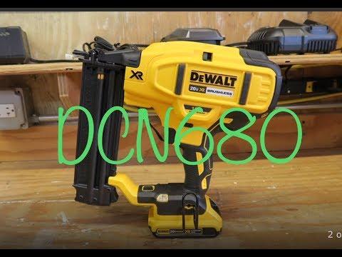DEWALT DCN680 REVIEW