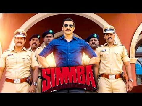 Ranveer Singh First Look from Simmba's sets   Rohit Shetty   Sara Ali Khan