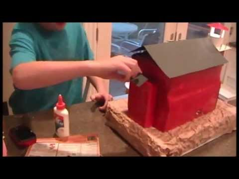Joey's 4th Grade Lighthouse Model Project