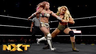Kairi Sane vs. Lacey Evans: WWE NXT, April 11, 2018