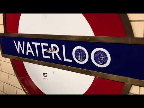 London to Lille - EuroStar train