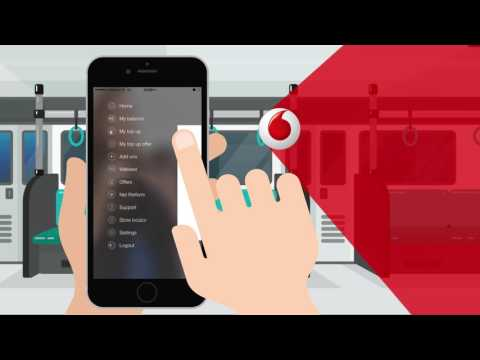 My Vodafone app | Vodafone Ireland