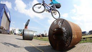 How To: Mountainbike-trial Techniken Mit Andi Schuster