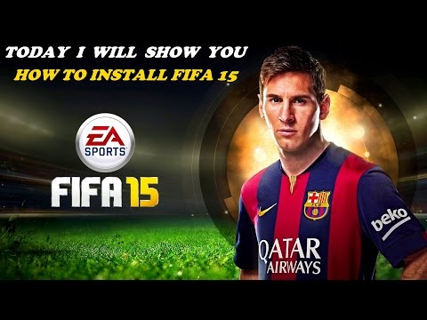 FIFA 15 FIXED-Activation Error Fixed/Origin Error Fixed/Language Menu Crash Fixed/Controller Fixed