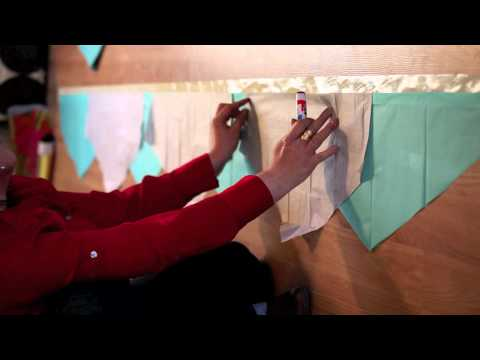 Urban Outfitters Party Party Streamers- DIY (docica)