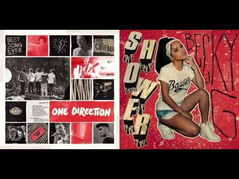 Becky G x One Direction - Best Shower Ever (Mashup)