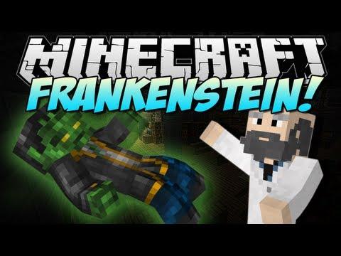 Minecraft | FRANKENSTEIN! (Create your own monsters!) | Mod Showcase [1.5.2]