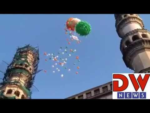 Hyderabad City Police Organised 5k Run from Charminar to Barkas
