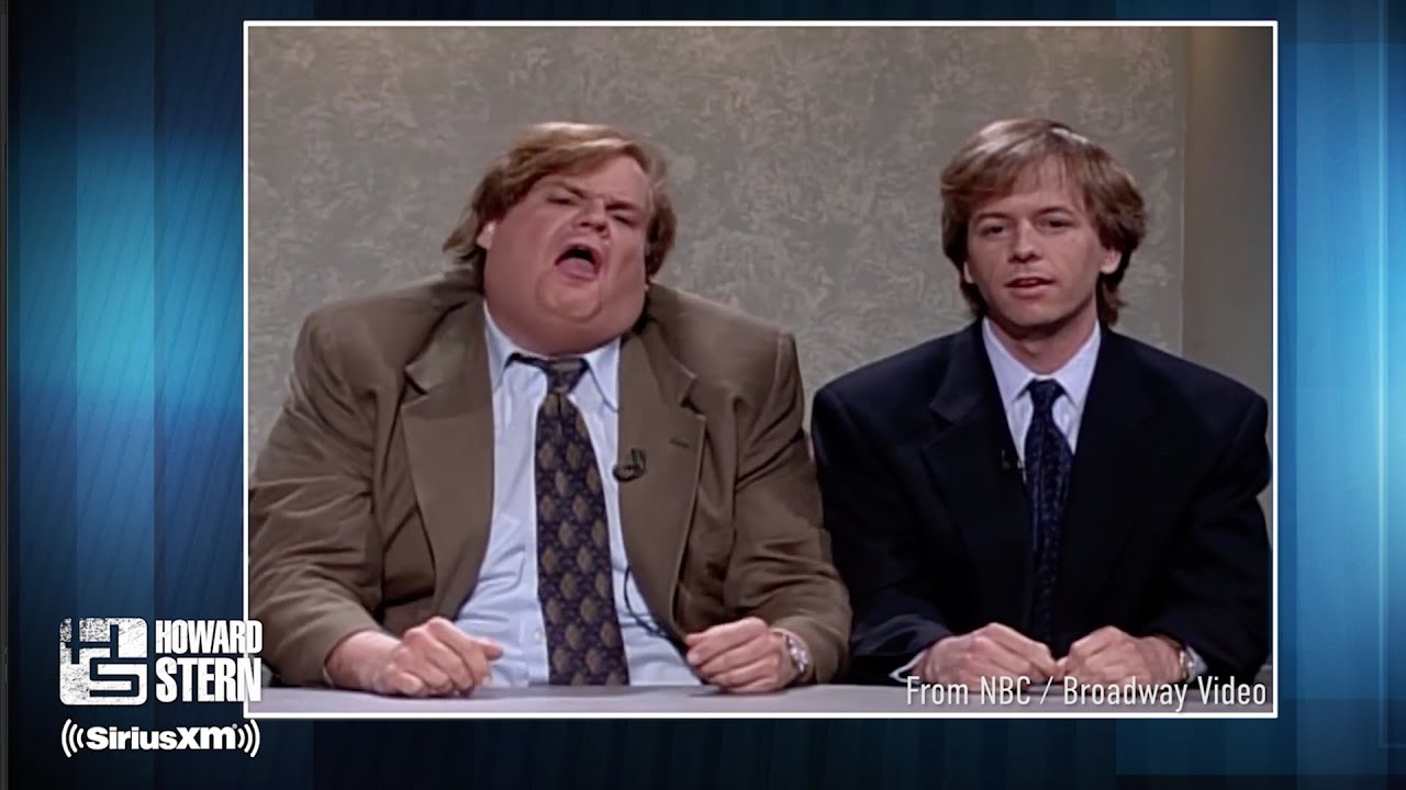 David Spade's Stories About His Friend Chris Farley on the Stern Show