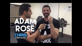 Adam Rose: Vince was almost the bunny, retiring after this year, Braun Strowman was a Rosebud, more