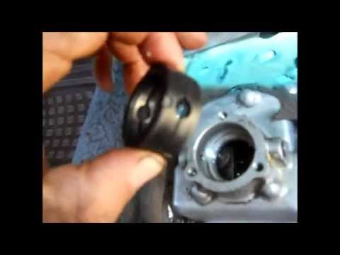 Ford Ranger clutch change pt 10