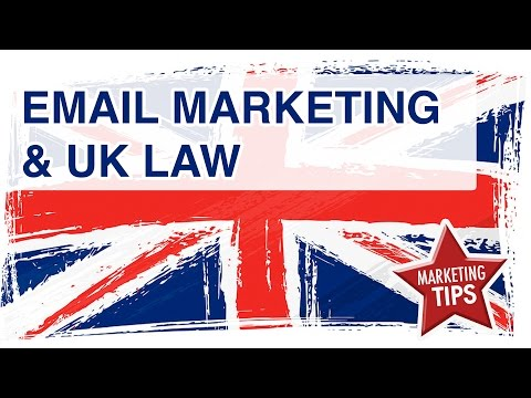 Email Marketing Law In The UK - Who Can I Email?