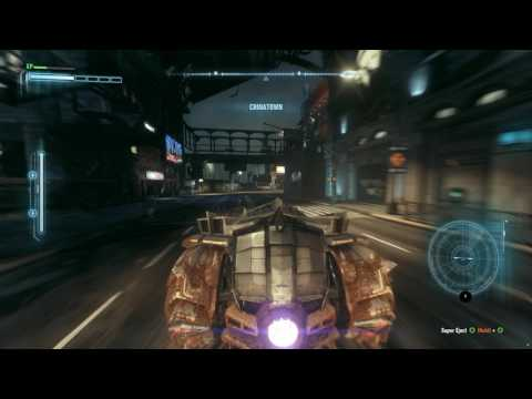 Batman Arkham Knight Freezing with OS on M.2 NVMe SSD and Regular SSD with Game Installed