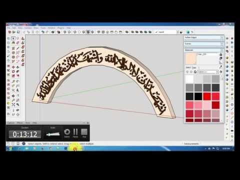 shape bender sketchup