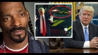 Trump Says Snoop Dogg Video Would've Ended In Jail Time, Calls Career 'Failing'