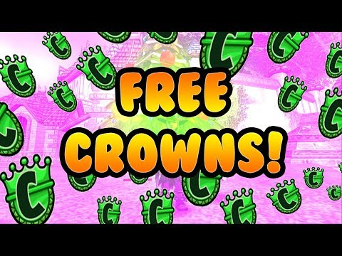 Wizard101 FREE CROWNS FOR EVERYONE!