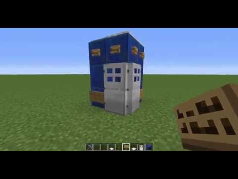 Let's Build: Randomness -2- Starting TARDIS Console