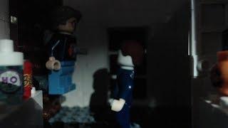 lego halloween kitchen kill scene