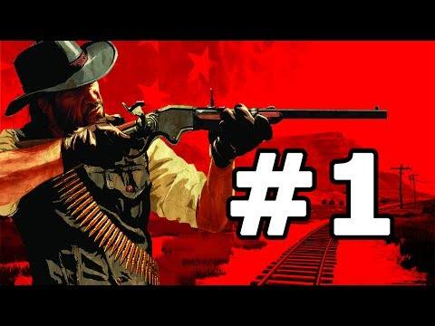 Red Dead Redemption Walkthrough Part 1 - No Commentary Playthrough (PS3/Xbox 360)