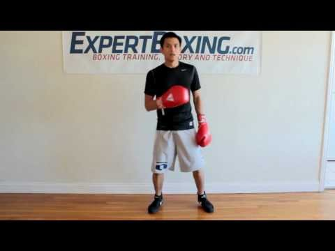 Boxing Footwork Technique #4 - Bounce-step