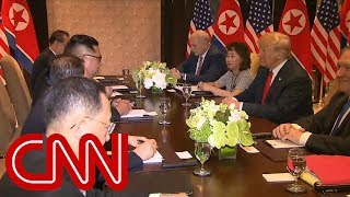 Trump to Kim Jong Un: We will be successful