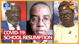 Sunrise Daily | Examining Decision To Reopen Schools | 01/07/2020