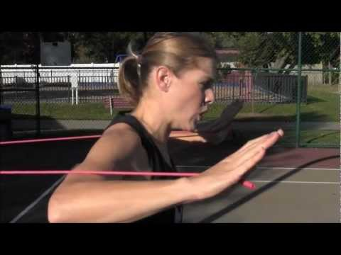 Arm Slimming Resistance Band Workout