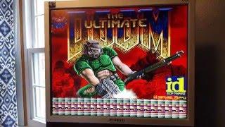 Doom ported to DE2i-150 FPGA