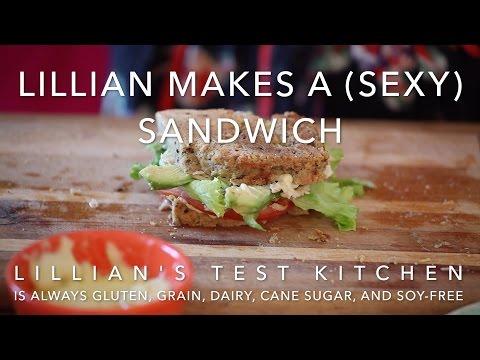 Lillian Makes A (Sexy) Sandwich