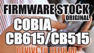 Instala Firmware Cobia Cb615/cb515 Revive Tu Celular Rom De Stock/sp Flash Tool
