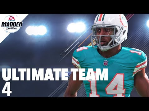 Madden 18 Ultimate Team - Building An Empire Ep.4