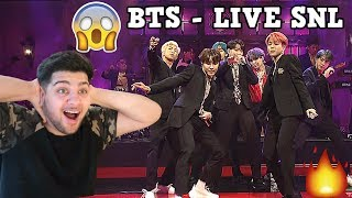 Download BTS: Boy with Luv - SNL | LIVE REACTION!! Video